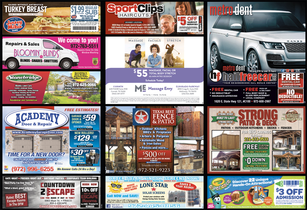 Print Advertising - West McKinney - Side 2