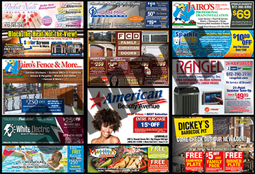 Local Advertising - Coppell, Texas